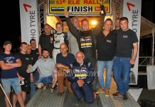 Jasper van den Heuvel & Lisette Bakker winnen 53e ELE Rally