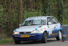 Martin Nortier & Marloes Nortier - Opel Astra - Centraal Nederland Rally 2017
