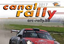 ORC Canal Rally 2017