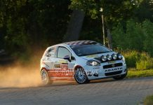 Ruud Middel & Martijn Ebben - Fiat Grand Punto - ELE Rally 2017