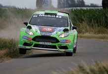Polle Geusens & Filip Cuvelier - Ford Fiesta R5 - Ypres Rally 2017