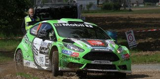 Polle Geusens & Filip Cuvelier - Ford Fiesta R5 - Sezoensrally 2017