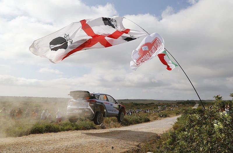 Thierry Neuville & Nicolas Gilsoul - Hyundai i20 WRC - Rally Porgual 2017