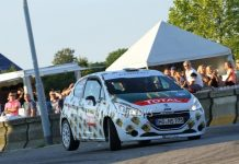 Joachim Wagemans & Cindy Verbaeten - Peugeot 208 R2 - GTC Rally 2017