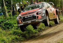 C3 WRC - Rally van Polen - 2017