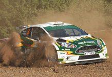 Henk Vossen & Sander van Barschot - Ford Fiesta r5 - GTC Rally 2017