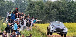M-Sport - Ford Fiesta WRC -2017