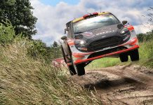 Mads Ostberg - Ford Fiesta WRC - 2017