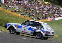 Talbot Sunbeam - Eifel Rallye Festival 2017