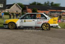 Mats van den Brand & Eddy Smeets - BMW M3 - GTC Rally 2017