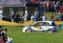 Timo van der Marel & Rebecca van der Marel - Opel Adam R2 - ADAC Rallye Deutschland 2017