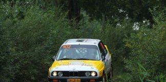 Mats van den Brand & Eddy Smeets - BMW M3 - Hellendoorn Short Rally 2017