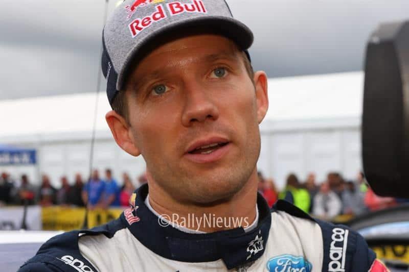 Sébastien Ogier - ADAC Rallye Deutschland 2017