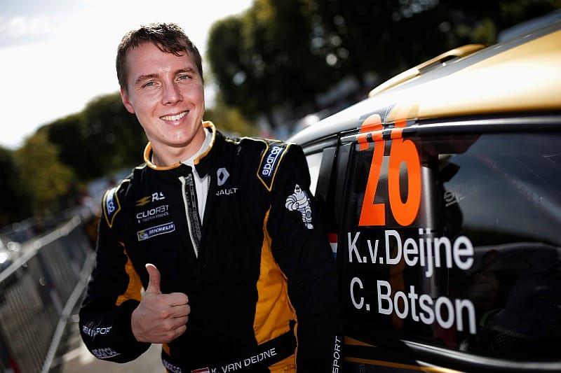 Kevin van Deijne - Renault Clio R3T - Rallye Coeur de France
