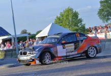 Kurt Braeckevelt & Bjorn Pattyn - BMW 1M - GTC Rally 2017