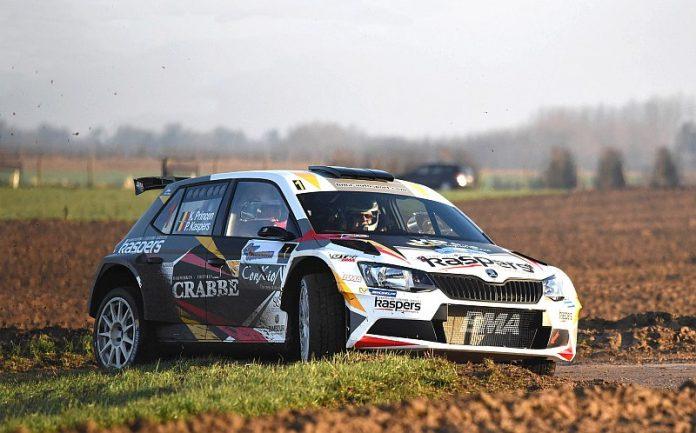 Kris Princen - Skoda Fabia R5 - Rally van Haspengouw 2017