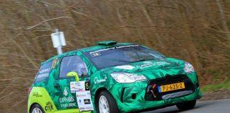 Roald Leemans & Christiaan Paul van Waardenburg - Citroen DS3 R3T - Zuiderzeerally 2018