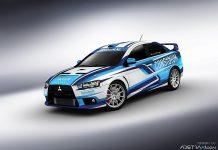 Jeroen van Beugen - Mitsubishi Lancer Evo X - @SRCtwente2018