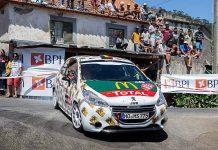 Joachim Wagemans - Peugeot 208 R2 - Tour European Rally 2017