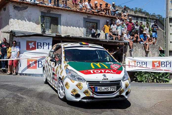 Joachim Wagemans - Peugeot 208 R2 - Tour European Rally 2017
