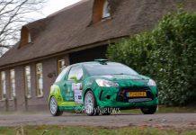 Roald Leemans & Christiaan Paul van Waardenburg - Citroën DS3 R3T - Zuiderzeerally 2018