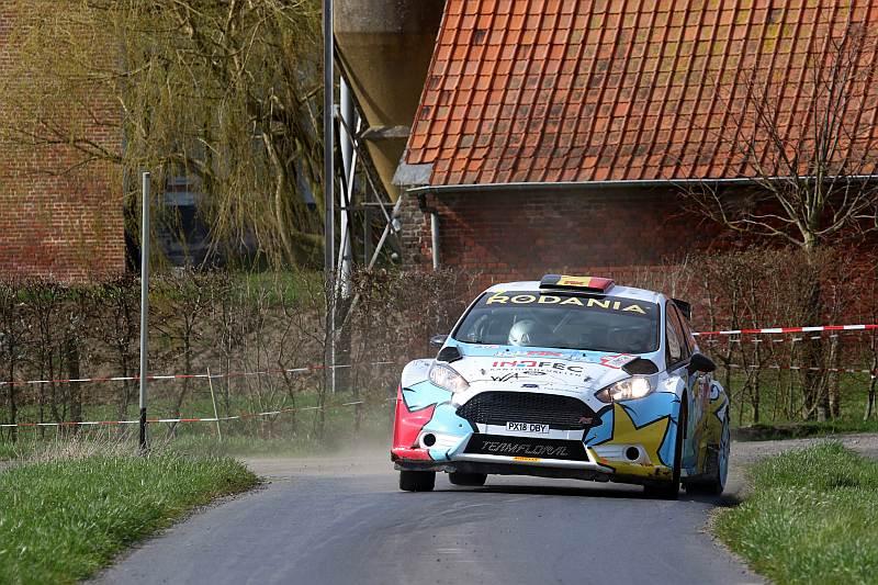 JobFIXers Rally Team - Ford Fiesta R5 - TAC Rally 2018