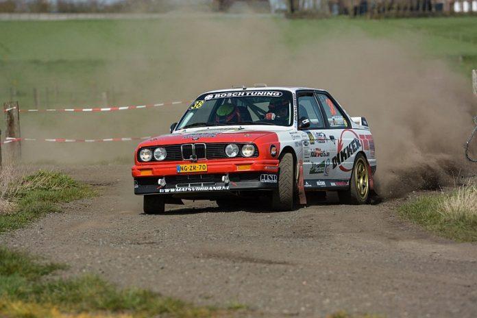 Mats van den Brand & Eddy Smeets - BMW M3 - TAC Rally 2018