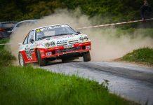 Paul Lietaer - Opel Manta 400 - Rallye de Wallonie 2018
