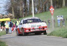Paul Lietaer - Opel Manta 400 - TAC Rally 2018