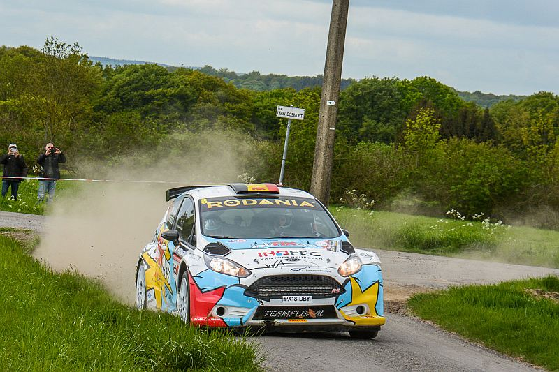 Pieter-Jan Cracco - Ford Fiesta R5 - Rallye de Wallonie 2018