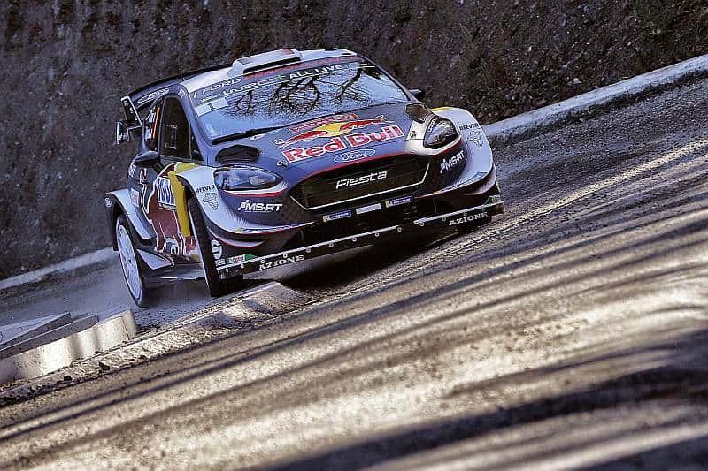 Sebastien Ogier -& Julien Ingrassia - Ford Fiesta WRC - Tour de Corse 2018