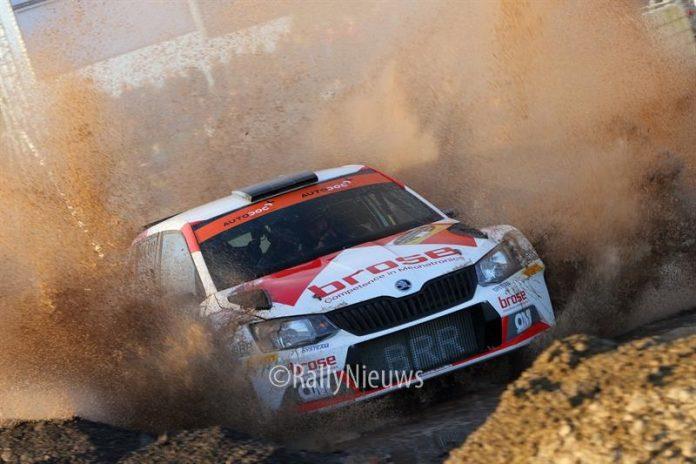 Dominik Dinkel & Christina Kohl - Skoda Fabia R5 - ADAC Rallye Sulingen 2018