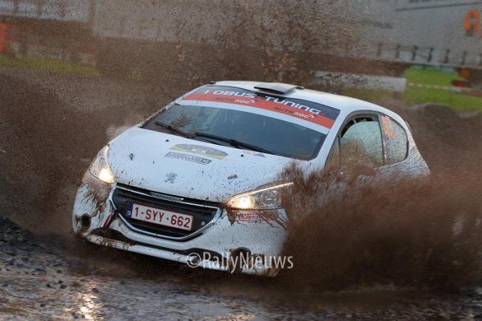 Gert-Jan Kobus & Martin Nortier - Peugeot 208 R2 - ADAC Rallye Sulingen 2018