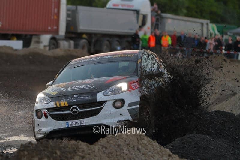 Grégoire Munster & Johan Jalet - Opel Adam - ADAC Rallye Sulingen 2018