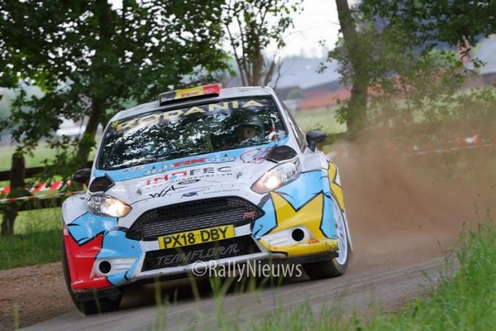 Pieter-Jan Michiel Cracco & Jasper Vermeulen - Ford Fiesta R5 - Sezoensrally 2018