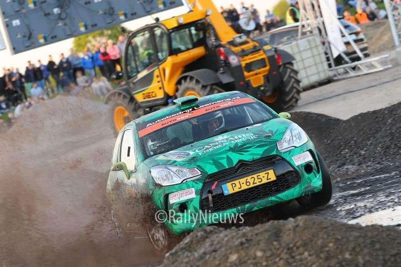 Roald Leemans & Christiaan Paul van Waardenburg - Citroen DS3 R3T - ADAC Rallye Sulingen 2018