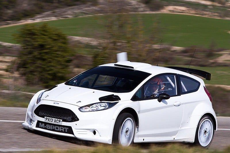 Mats van den Brand - Ford Fiesta R5 - 2018Mats van den Brand - Ford Fiesta R5 - 2018