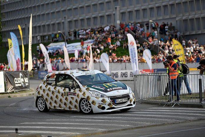 Joachim Wagemans & Francois Geerlandt - Peugeot 208 R2 - Transilvania Rally 2018