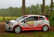 Ruud Middel & Martijn Ebben - Fiat Grando Punto - ELE Rally 2018