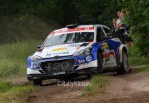 Bob de Jong & Bjorn Degandt - Hyundai i20 R5 - ELE Rally 2018