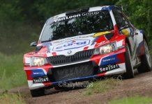 Erik van Loon & Harmen Scholtalbers - Skoda Fabia R5 - ELE Rally 2018