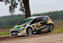 Henk Vossen & Johan Findhammer - Ford Fiesta R5 - ELE Rally 2018