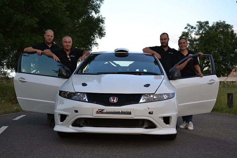 Arendsen Racing - Honda Civic Type R