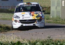 Gregoire Munster & Louis Louka - Opel Adam R2 - Ypres Rally 2018