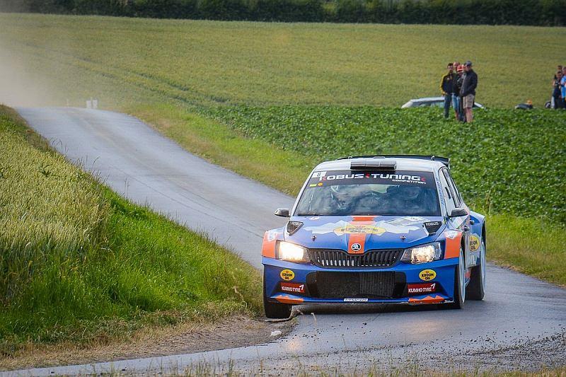 Hermen Kobus & Erik de Wild - Skoda Fabia R5 - Ypres Rally 2018