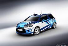 Jeroen van Beugen - Citroën DS3 R3 MAXI - Vechtdalrally