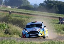JobFIXers Rally Team - Ford Fiesta R5 - Ypres Rally 2018