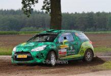 Roald Leemans & Christiaan Paul van Waardenburg - Citroen DS3 R3T - ELE Rally 2018