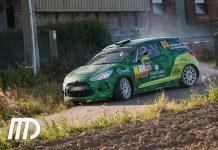 Roald Leemans & Christiaan Paul van Waardenburg - Citroen DS3 R3T - Ypres Rally 2018
