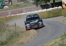 Vincent Verschueren & Veronique Hostens - Skoda Fabia R5 - Ypres Rally 2018